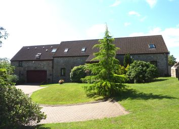 Thumbnail 5 bed barn conversion to rent in Talgarth Barn, Llanvaches, Caldicot