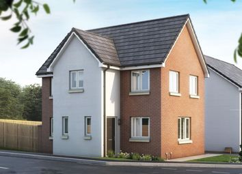 Thumbnail 3 bed semi-detached house for sale in The Fyvie, Ravenscraig, The Castings, Meadowhead Road, Ravenscraig, Wishaw