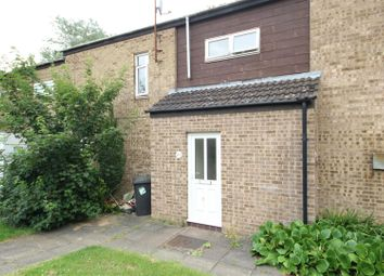Thumbnail 4 bed terraced house for sale in Kirkmeadow, Bretton, Peterborough