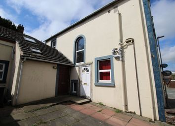 Thumbnail 2 bed flat for sale in Station Road, Aspatria, Wigton