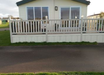 Thumbnail 3 bed lodge for sale in Waxholme Road, Withernsea