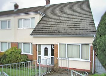 Thumbnail 4 bed semi-detached house for sale in Upland Road, Neath, West Glamorgan