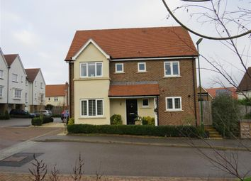 Thumbnail 4 bed detached house for sale in Barry Drive, Haywards Heath