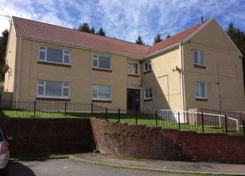 Thumbnail 2 bed flat to rent in Galltcwm Terrace, Bryn, Port Talbot