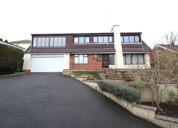 Thumbnail 5 bed detached house for sale in Station Road, Whitworth, Rochdale, Lancashire