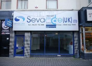 Thumbnail Retail premises to let in 52 Topping Street, Blackpool, Lancashire