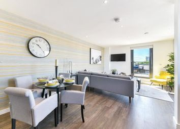 Thumbnail 2 bed flat for sale in Callis Yard, Woolwich