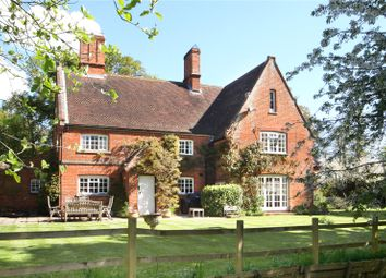 Thumbnail 5 bed detached house to rent in Church Road, Mortimer West End, Reading, Berkshire