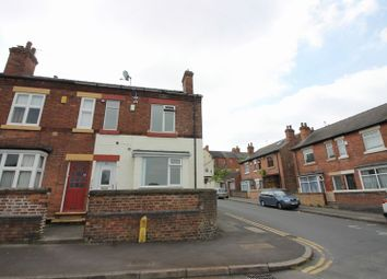 Thumbnail 3 bed terraced house for sale in Central Avenue, New Basford, Nottingham