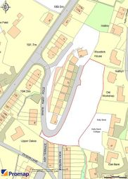 Thumbnail Land for sale in Residential Development Land, White Hart Fold, Rochdale Road, Ripponden, West Yorkshire