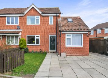 Thumbnail 3 bed semi-detached house for sale in Rishworth Grove, York