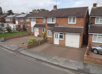 Thumbnail 4 bedroom detached house for sale in Frensham Drive, Bletchley, Milton Keynes
