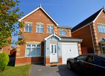 Thumbnail 4 bed detached house to rent in Wren Crescent, Scartho Top, Grimsby