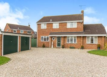 Thumbnail 4 bedroom detached house for sale in Mellow Ground, Haydon Wick, Swindon, Wiltshire