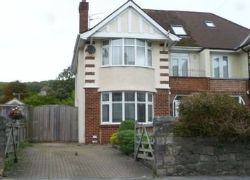 Thumbnail 4 bed semi-detached house to rent in Milton Road, Milton, Weston Super Mare