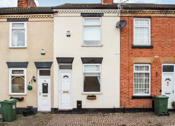 Thumbnail 2 bed terraced house for sale in Harrison Street, Thurmaston, Leicester