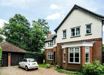 Thumbnail 4 bed detached house for sale in Rowanwood Avenue, Sidcup