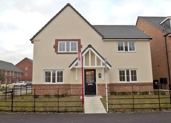 Thumbnail 4 bedroom detached house to rent in Imperial Park, Winnington