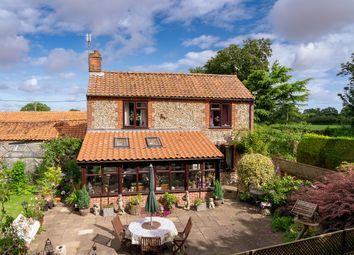 Thumbnail 3 bed farmhouse for sale in Fakenham Road, Bale, Fakenham