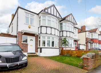 Thumbnail 3 bed semi-detached house for sale in Court Road, London, London