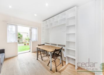Thumbnail 2 bed flat to rent in Crewy's Road, London