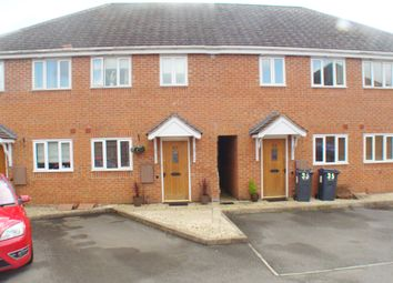 Thumbnail 2 bed terraced house for sale in Rowberrie Close, Rednal