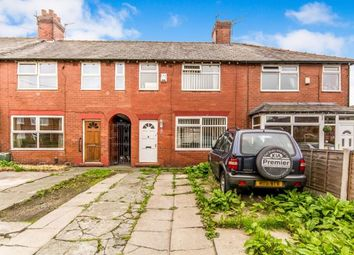 Thumbnail 3 bedroom terraced house for sale in Marlow Road, Manchester, Greater Manchester