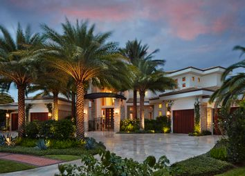 Thumbnail 7 bed property for sale in 17727 Buckingham Court, Boca Raton, Fl, 33496