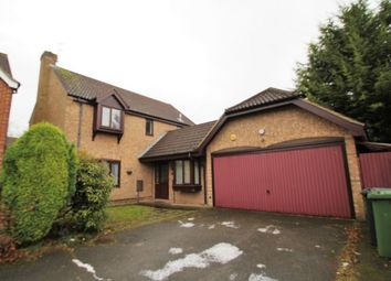 Thumbnail Detached house to rent in Conway Close, Cherry Hinton, Cambridge