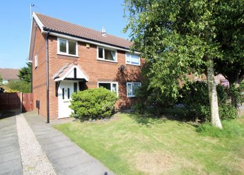 Thumbnail 3 bed semi-detached house for sale in Highbury Avenue, Fleetwood