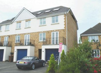 Thumbnail 5 bedroom town house for sale in Willowherb Close, St Marys Island