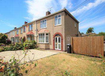 Thumbnail 3 bed semi-detached house for sale in Hawthorn Avenue, Hanham, Bristol