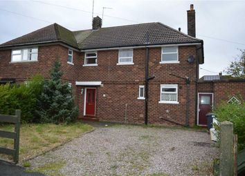 Thumbnail 3 bed semi-detached house for sale in Hollins Crescent, Talke, Stoke-On-Trent