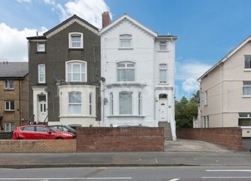 Thumbnail 4 bed semi-detached house for sale in Chepstow Road, Newport, Gwent.
