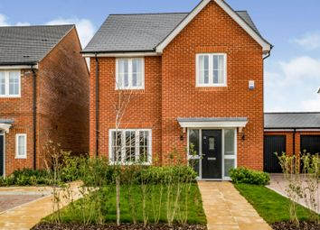 Thumbnail 4 bed detached house for sale in Leonards Gate, Grendon Underwood, Aylesbury