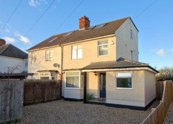 Thumbnail 4 bed semi-detached house for sale in Holbrook Road, Cambridge