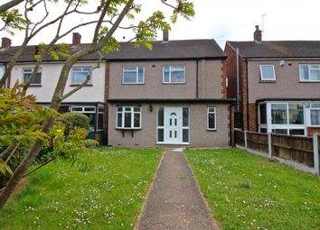 Thumbnail 3 bedroom end terrace house to rent in The Rodings, Cranham, Upminster