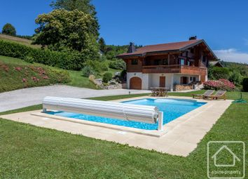 Thumbnail 4 bed chalet for sale in Annecy, Haute Savoie, France, 74000