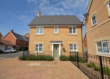 Thumbnail 4 bed detached house for sale in Saw Mill Road, Colchester