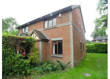 Thumbnail 1 bed end terrace house to rent in Tintagel Way, Oriental Road, Woking