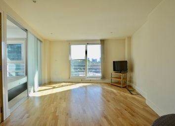 Thumbnail 1 bed flat for sale in 21 St. George Wharf, London