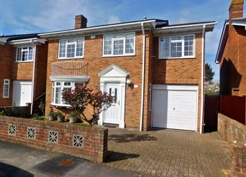 Thumbnail 4 bedroom detached house for sale in Wessex Gardens, Fareham