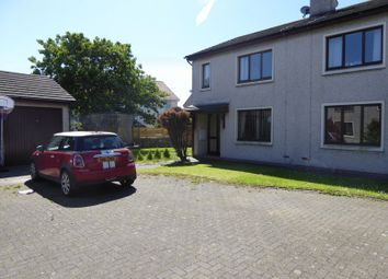 Thumbnail 3 bed semi-detached house for sale in Radcliffe Close, Ballafesson, Port Erin, Isle Of Man