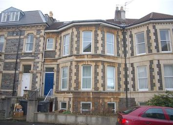 Thumbnail 6 bed maisonette to rent in Waverley Road, Redland, Bristol