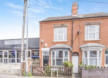 Thumbnail 2 bed semi-detached house for sale in Mill Lane, Enderby, Leicester, Leicestershire