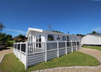 Thumbnail 2 bed bungalow for sale in Wayside Caravan Park Way Hill, Minster, Ramsgate