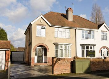 Thumbnail 3 bed semi-detached house for sale in Leighton Road, Penn, Wolverhampton