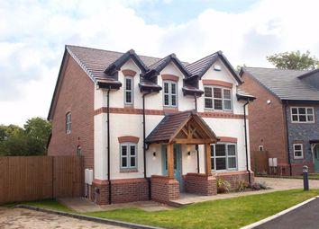 Thumbnail 4 bedroom detached house for sale in Lea Lane, Lea Town, Preston