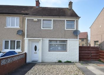Thumbnail 2 bed end terrace house to rent in Woodburn Park, Dalkeith