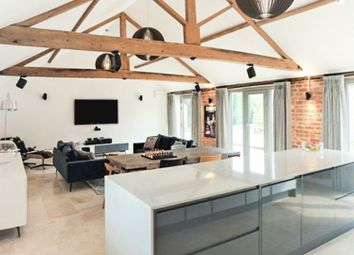Thumbnail 3 bedroom barn conversion for sale in Oxton Hill, Southwell